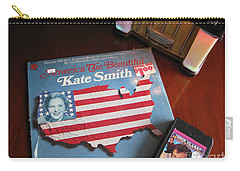 Carry-all Pouch featuring the photograph American Music by Michael Krek