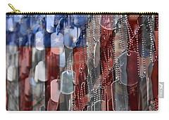 American Sacrifice Carry-all Pouch by DJ Florek