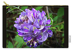 American Wisteria Carry-all Pouch
