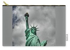 America's Lady Liberty Carry-all Pouch