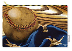 America's Pastime 3 Carry-all Pouch