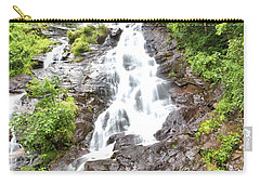 Amicalola Falls Carry-all Pouch by Gordon Elwell