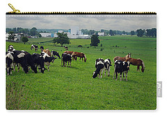 Amish Pastureland  Carry-all Pouch