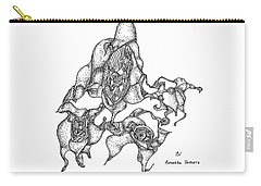Amoeba Dancers Carry-all Pouch