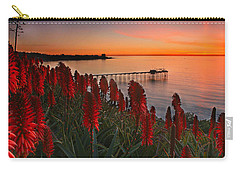 Among The Aloe Carry-all Pouch