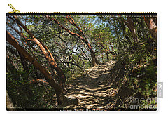 Among The Madrone Carry-all Pouch