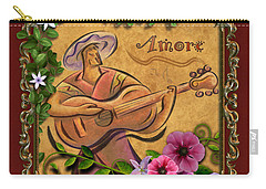 Amore - Musician Version Carry-all Pouch