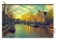 Amsterdam Bright Carry-all Pouch