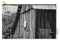 An American Barn Bw Carry-all Pouch