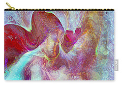 An Angels Love Carry-all Pouch