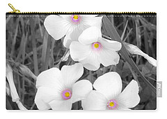 Carry-all Pouch featuring the photograph An Angels Work by Janice Westerberg