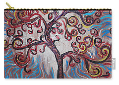 An Enlightened Tree Carry-all Pouch