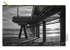 An Evening At Venice Beach Pier Carry-all Pouch