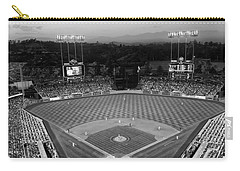An Evening Game At Dodger Stadium Carry-all Pouch