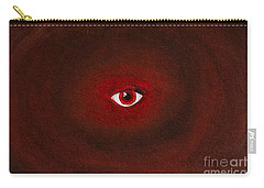 An Eye Is Upon You Carry-all Pouch