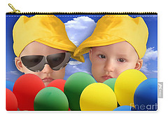 An Image Of A Photograph Of Your Child. - 07a Carry-all Pouch