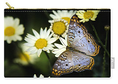 Anartia Jatrophae Carry-all Pouch
