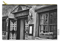 Carry-all Pouch featuring the photograph Anasazi Inn Restaurant by Ron White