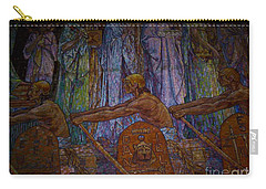 Carry-all Pouch featuring the photograph Ancestry by Michael Krek