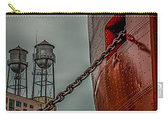 Anchor Chain Carry-all Pouch by Paul Freidlund