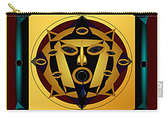 Ancient Eyes Carry-all Pouch