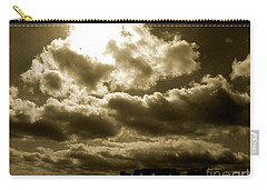 Carry-all Pouch featuring the photograph Ancient Mystery by Vicki Spindler