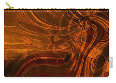 Carry-all Pouch featuring the digital art Ancient by Richard Thomas