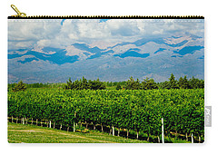 Andes Vineyard Carry-all Pouch