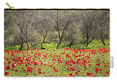 At Ruchama Forest Israel Carry-all Pouch
