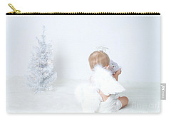 Carry-all Pouch featuring the photograph Angel by Alana Ranney