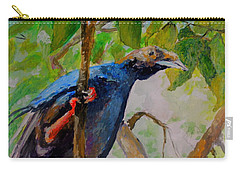 Angel Bird Of  North Moluccas Carry-all Pouch
