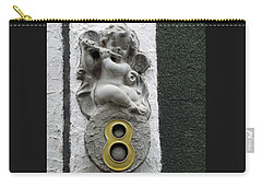 Angel Of Number Eight Carry-all Pouch