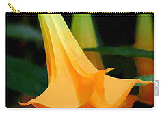 Angel Trumpet Carry-all Pouch