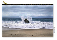 Angel Wing Waves Carry-all Pouch