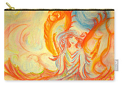 A Rainbow Of Thought Carry-all Pouch