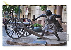 Angelina Eberly Of Austin Carry-all Pouch