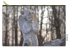 Angels Are Everywhere Carry-all Pouch