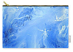 Angels In The Sky Iv Carry-all Pouch