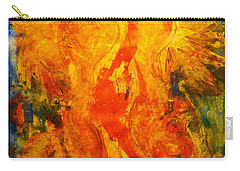 Angels Of Passion Carry-all Pouch