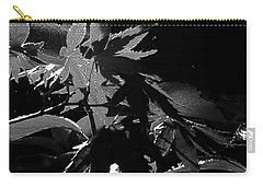 Angels Or Dragons B/w Carry-all Pouch by Martin Howard