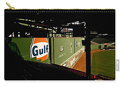 Angles Fenway Park  Carry-all Pouch by Iconic Images Art Gallery David Pucciarelli