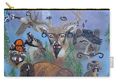Animal Equality Carry-all Pouch