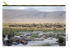 Animal Paradise Africa Carry-all Pouch