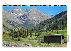 Animas Forks Jail Carry-all Pouch