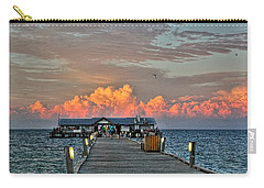 Anna Maria City Pier Carry-all Pouch