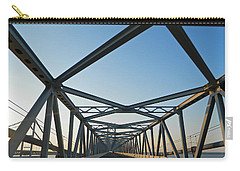Annapolis Bay Bridge At Sunrise Carry-all Pouch