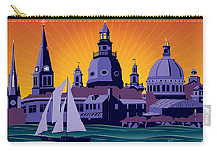 Annapolis Steeples And Cupolas Carry-all Pouch