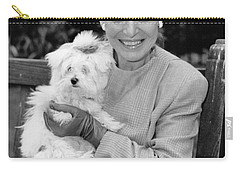 Anne Bancroft Carry-all Pouch