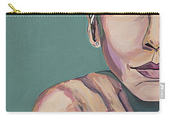 Annie Lennox Talk To Me Carry-all Pouch