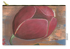 Anniversary Flower Carry-all Pouch
